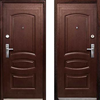 Дверь входная металлическая СТ K5000 стандартная