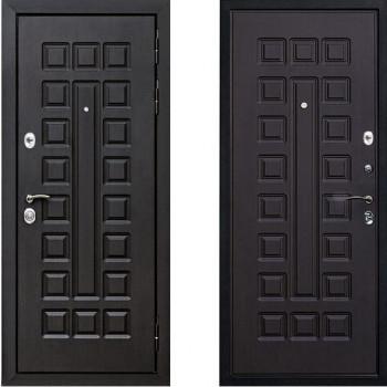 Дверь входная СТОП Триумф Венге со звукоизоляцией