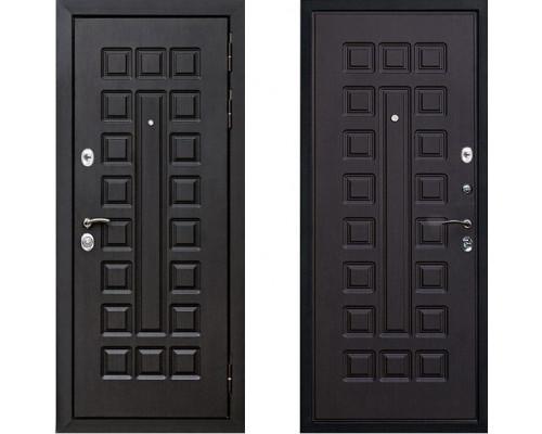 Металлическая дверь СТОП Сенатор Венге