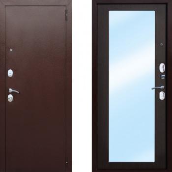 Входная стальная дверь СТОП Царское зеркало Макси Венге