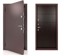 Металлическая дверь TermoMax Венге