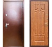 Металлическая дверь Art-Lock 6A Береза Мореная