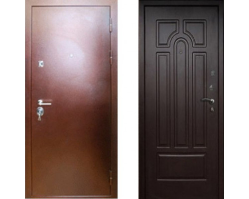 Металлическая дверь Art-Lock 6A Венге