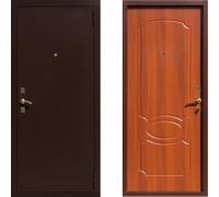 Металлическая дверь Art-Lock 2B Итальянский Орех