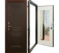 Входная металлическая дверь Art-Lock 46 зеркало