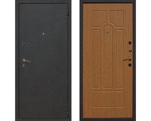 """Металлическая дверь Art-Lock 1А Дуб - """"Латунь"""""""