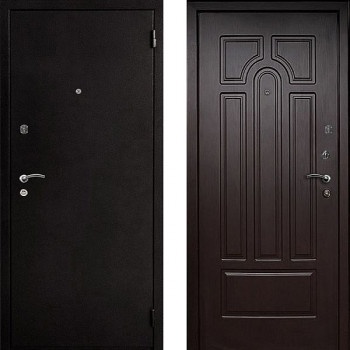 Металлическая дверь Art-Lock 1А Венге