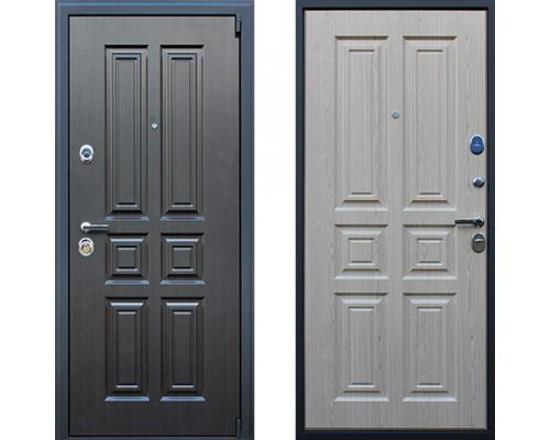 Металлическая дверь АСД Атлант Беленый Дуб