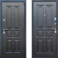 Двустворчатые двери в квартиру