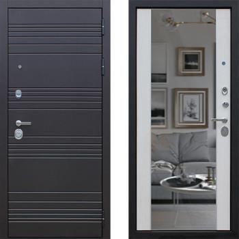 Входная металлическая дверь АСД Дуэт с зеркалом