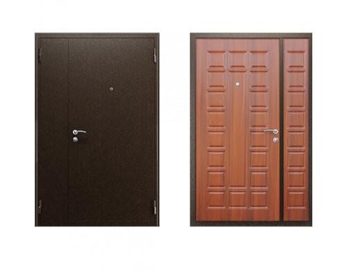 Металлическая дверь АСД Двухстворчатая