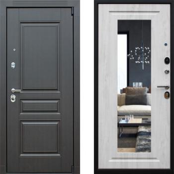 Входная металлическая дверь АСД Гермес зеркало
