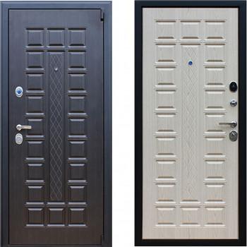 Металлическая дверь АСД Консул Беленый Дуб