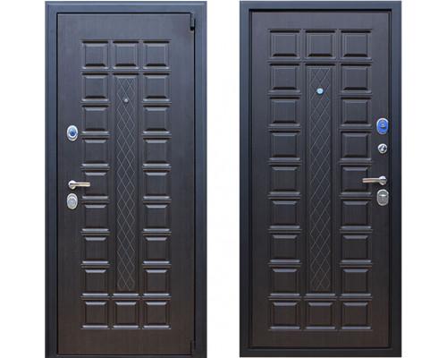 Металлическая дверь АСД Консул Венге