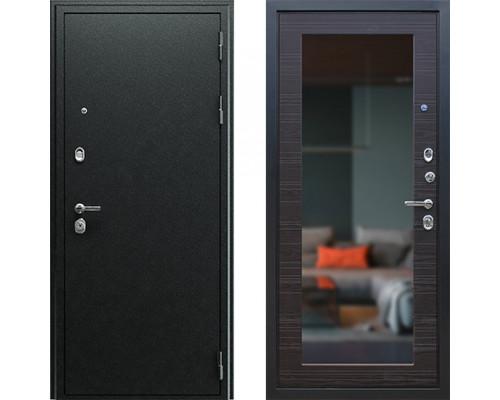 Входная металлическая дверь АСД Next 1 Венге зеркало