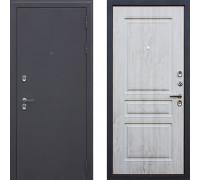 Уличная входная дверь с терморазрывом АСД Сибирь 3к Сосна Белая (уличная дверь с терморазрывом)