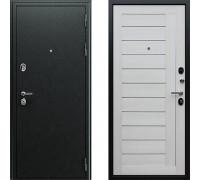 Металлическая дверь АСД Соло Лиственница Белая