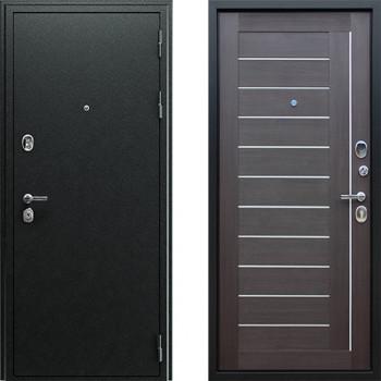 Металлическая дверь АСД Соло Венге