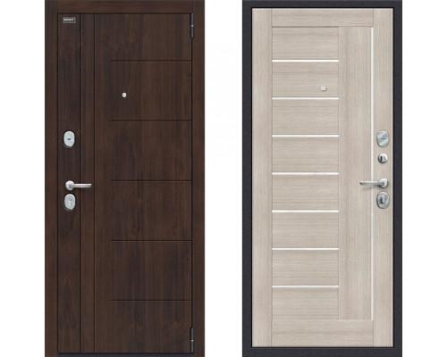 Дверь входная Браво Оптим Модерн Капучино