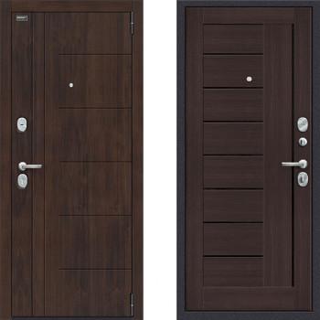 Дверь входная в квартиру с шумоизоляцией Браво Оптим Модерн Венге недорого