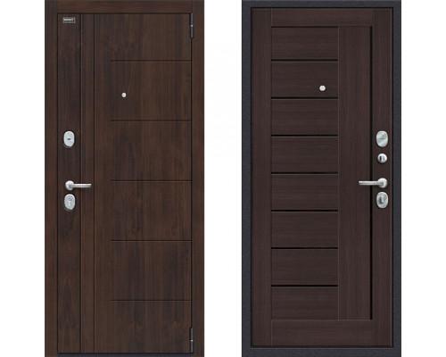 Дверь входная Браво Оптим Модерн Венге