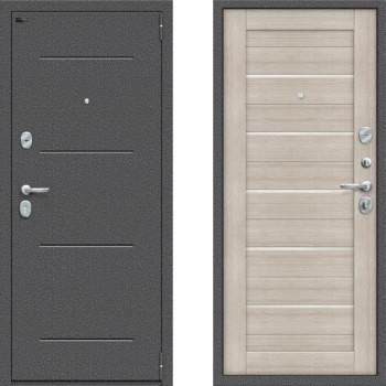 Входная металлическая дверь Браво Оптим Порта 104 Капучино