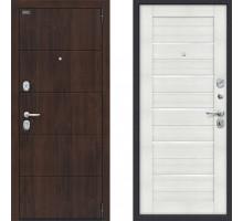 Входная дверь Браво Porta S 4/П22 (Прайм) Бьянка Вералинга