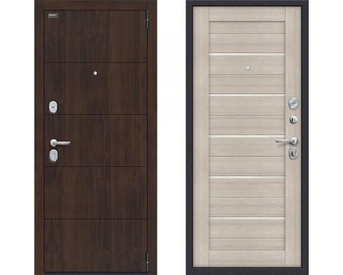 Дверь входная Браво Оптим Прайм Капучино