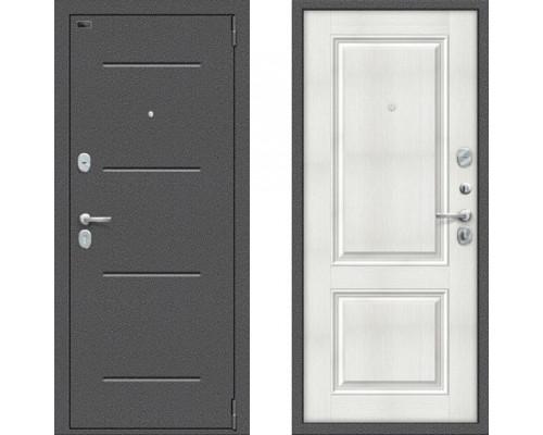 Дверь входная Браво Оптим Порта 104К32 Бьянка Вералинга