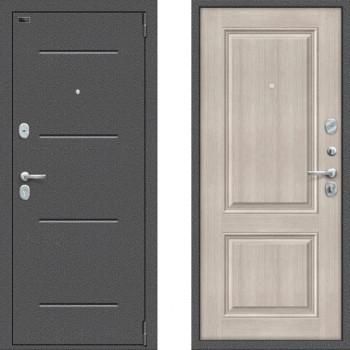 Входная металлическая дверь Браво Оптим Порта 104К32 Капучино