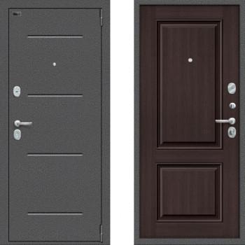 Входная металлическая дверь Браво Оптим Порта 104К32 Венге