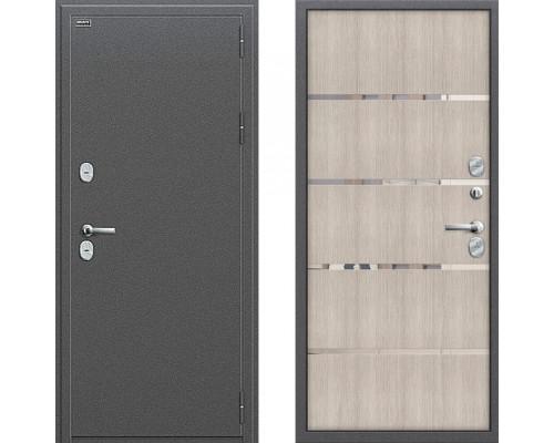 Входная дверь с терморазрывом Браво Термо 204 Капучино