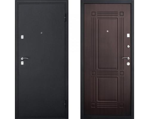 Входная дверь в квартиру Йошкар Ампир венге (входные двери в квартиру)