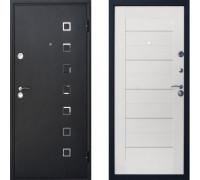 Входная металлическая дверь в квартиру Йошкар Хит беленый дуб в квартиру (входные двери в квартиру)