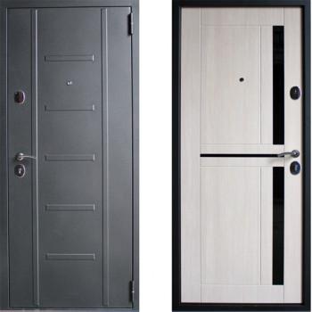 Дверь входная Йошкар Лакобель Капучино 3 контура