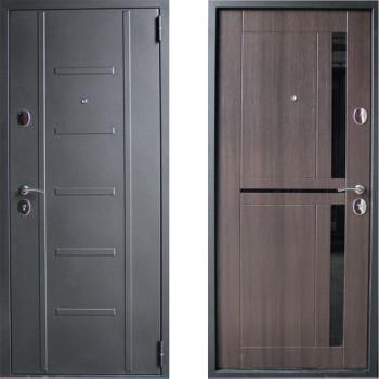 Дверь входная металлическая Йошкар Лакобель Венге 3 контура
