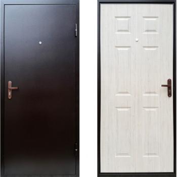 Дверь входная металлическая Йошкар Мастер Дуб Пикар для стандартного проема