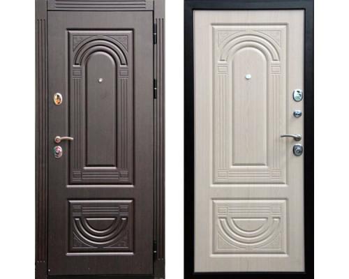 Дверь входная в квартиру Дива МД-32 (входные двери в квартиру)