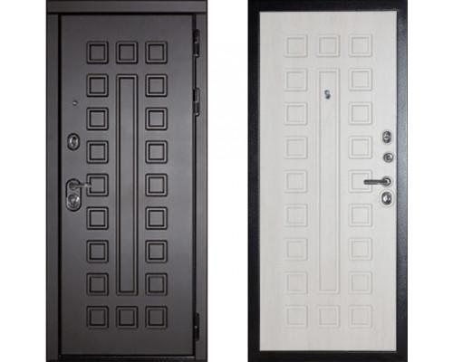 Входная металлическая дверь Дива МД-30 на 3-х петлях