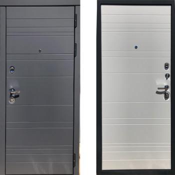 Дверь входная металлическая Дива МД-39 на 3-х петлях