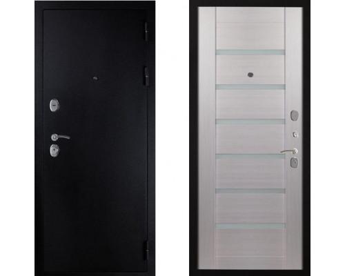 Металлическая дверь Дива МД-05 Лиственница Белая