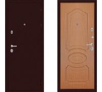 Металлическая дверь Дива МД-09 (дуб)