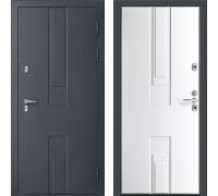 Двери с терморазрывом Уличная дверь с терморазрывом Дверной Континент Тоскана (двери с терморазрывом)