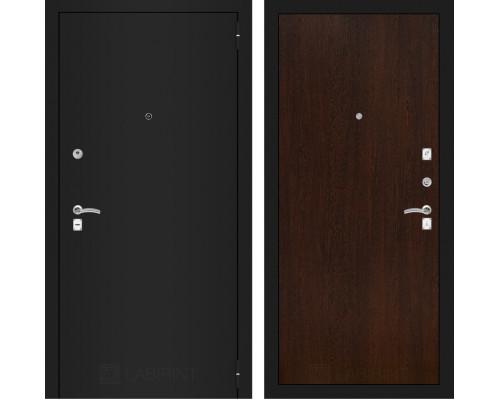 Входная дверь Labirint CLASSIC шагрень черная 05 - Венге