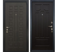 Входная металлическая дверь Лекс 4А Неаполь Mottura Венге (панель №32)