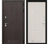 Входная дверь Labirint URBAN 03 - Сандал белый