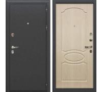 Входная металлическая дверь Лекс Колизей Дуб беленый (панель №14)