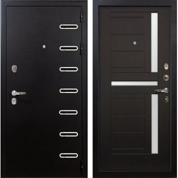Входная металлическая дверь Лекс Витязь Венге (панель №35)