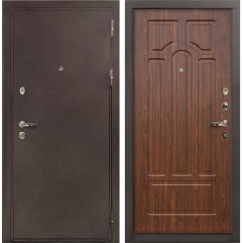Входная металлическая дверь Лекс 5А Цезарь Береза мореная (панель №26)