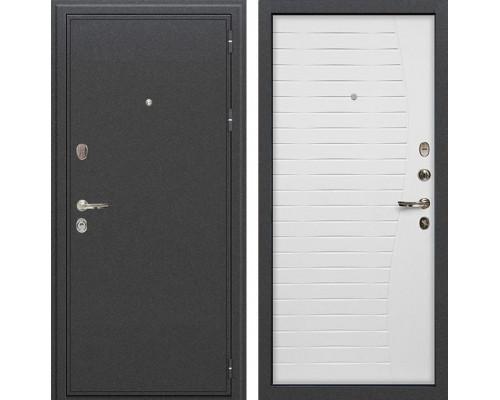 Входная металлическая дверь Лекс Колизей Ясень белый (панель №36)